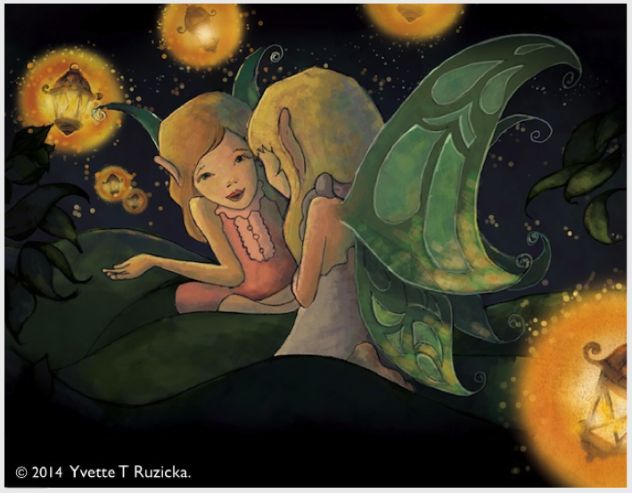 Dreamland Fairy Children's Book