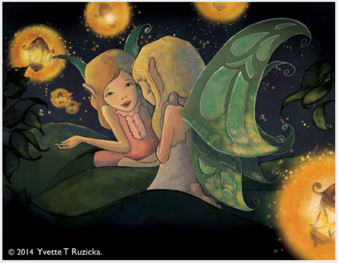 Dreamland Fairy Children's Book